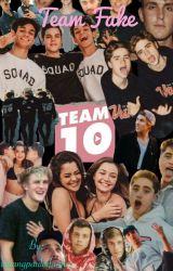Team 10 by logangpaulerfanfics