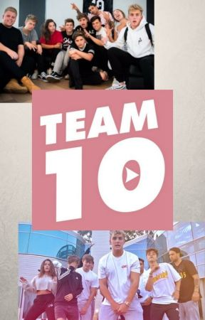 Team 10 Imagines by MySpanishBabes