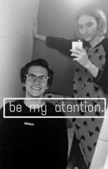 be my atention. || Garhus [ZAWIESZONA]