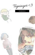 Mine tegninger <3 by Brispels