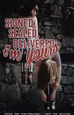 Signed, sealed, delivered: im yours. by pnsyparkinson