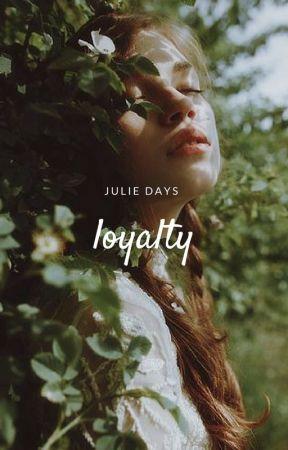 Loyalty ; THE 100 [1] by juleslovesart