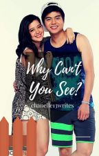 Why Can't You See? (EDITING) by chanelle13writes