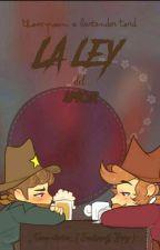 La ley del Amor   Sheriff Thomson x Bartender Tord by _Tom-Chito_