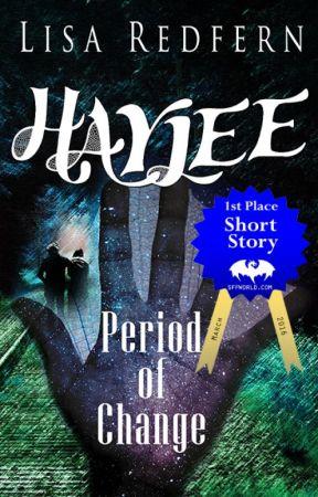 Haylee Period of Change by LisaRedfern