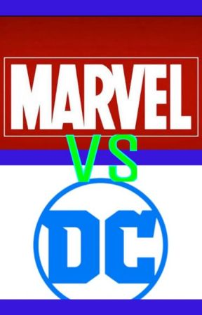 Marvel VS DC by livcristina21