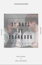 • 31days of yoonkook • // m.yg x j.jk by sugasugarfree