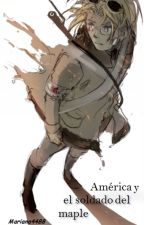 América y el soldado del Maple by Lydynwn