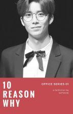 10 reason why - kim jaehwan ✔ by eatjahe