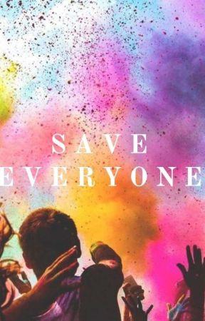 #SaveEveryone by InspireBeforeExpire