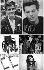 Shatterd bones - a Louis tomlinson and thatcher Joe fanfic by imaginationruns