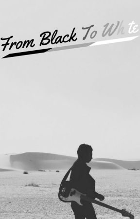 From Black To White by MaccasWeirdFriend