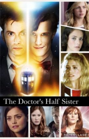 Doctor Who The Christmas Invasion.The Doctor S Half Sister 10th Doctor The Christmas