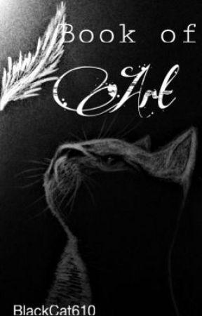 Book of Art by BlackCat610