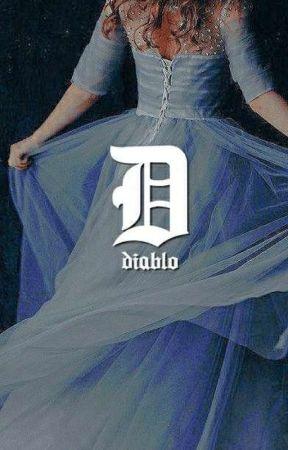 Diablo ➳ DC by importantauthorsnote