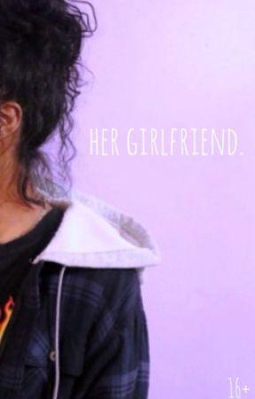 her girlfriend. by lgbtbrina