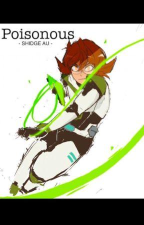 Poisonous - Shidge AU by lladynoir
