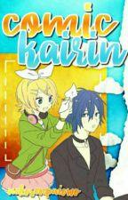 Comic KaiRin by NekoSenpaiowo