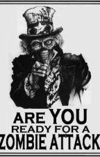 The Zombie Apocalypse by mylifeisaverage