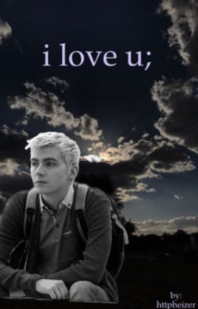 i love u; miles heizer by httpheizer