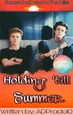 Holding 'Till Summer (TAGALOG) by AdrianMcdonough