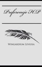 Preferencje HP ⚡️ by zgreenday16