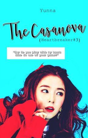 The Casanova (Heartbreaker#3) - TEASER - by miichiiko23
