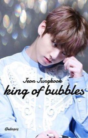 king of bubbles   j.jk by ell0905