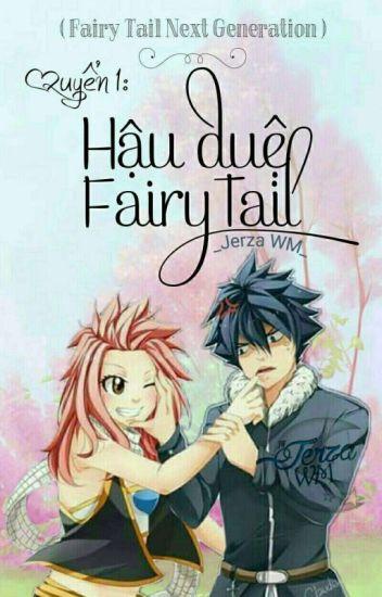 Quyển 1: Fairy Tail Next Generation Kids (Những Đứa trẻ Thế hệ Tương lai)