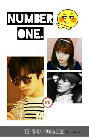 Number One. by wonwoobee