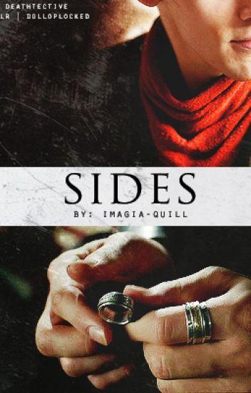 [✔] Sides (a merthur soulmate au fanfiction)