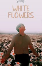 white flowers + namjin os by vergawake