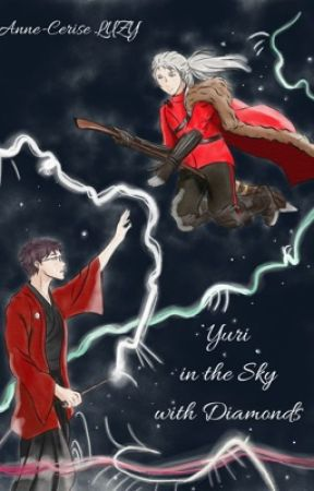 Yuri in the Sky with Diamonds by Cerisebio