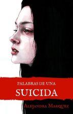 Palabras de una suicida by j-a-k-e