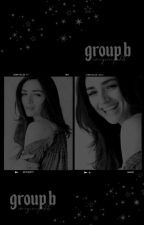group b | tmr by imaginwpilots