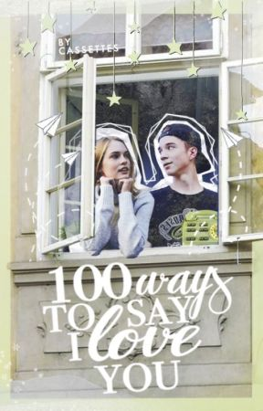 100 ways to say i love you • daniel seavey by cassettes