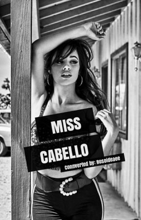 Miss Cabello by Rosoideaee