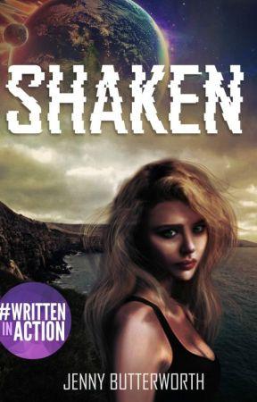 Shaken by foxjenz