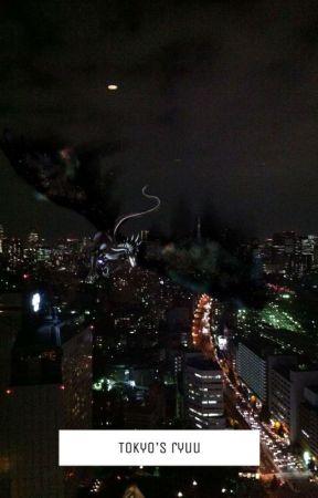 Tokyo's Dragon by Ramennoodles97