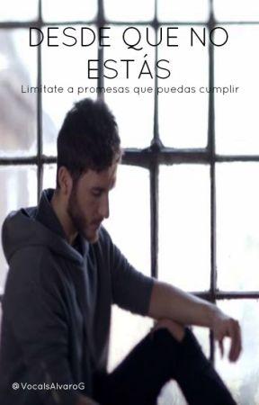 Desde que no estás   Álvaro Gango by VocalsAlvaroG