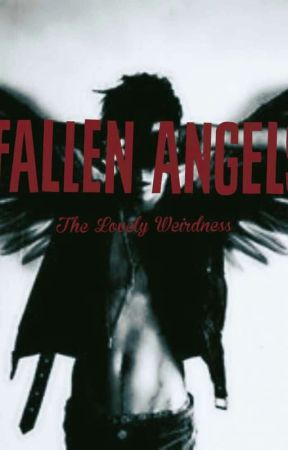 The Fallen Angel by TheLovelyWeirdness