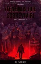 Tenemos que sobrevivir! (Frostcup/Yaoi/Mpreg) (Apocalipsis Zombie) by Yaoi1203