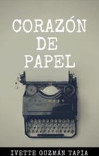 Corazón de papel  by IvetteAZ05