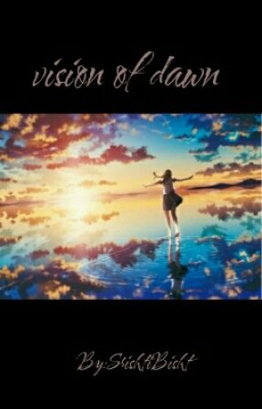 Walking vision of dawn by SrishtiBisht