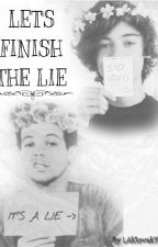 Let's finish the lie || Larry by LARloveRY69