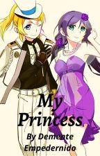 My princess (LOVE LIVE)(YURI) by AdrienTheKiller