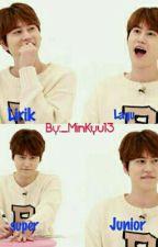 Lirik Lagu Super Junior by MinKyu13
