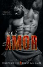 S.O.S Amor by Kami_Cavalcante