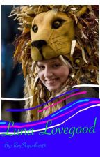 Luna Lovegood by ReySkywalker15