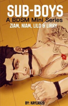 Sub Boys (Ziam, Niam, Lilo & Lirry) by Kayla9200
